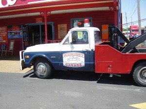 Cooter's Towtruck, Dukes of Hazzard Museum, Nashville, TN: Click to enlarge.